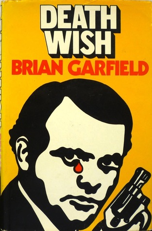 Death Wish by Brain Garfield book cover