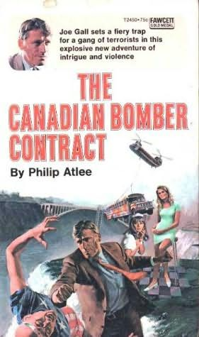 The Canadian Bomber Contract book cover
